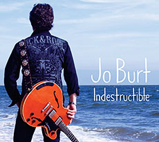 Indestructible album cover